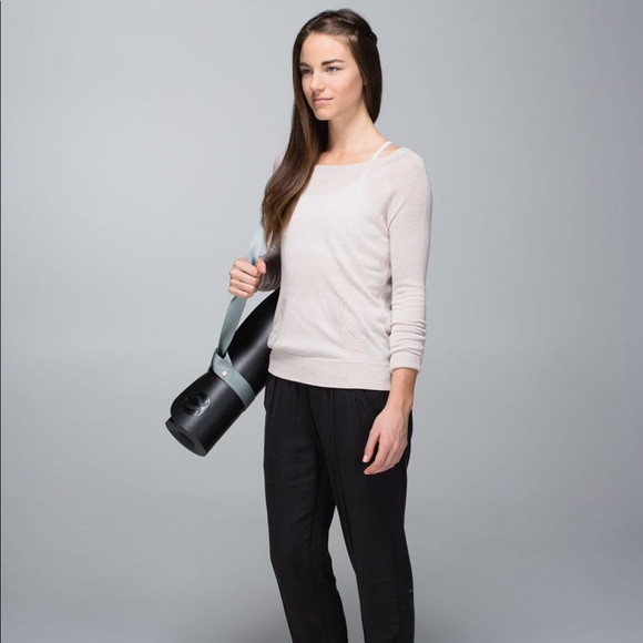 LULULEMON Chai Time Pullover Long Sleeve Knit Top